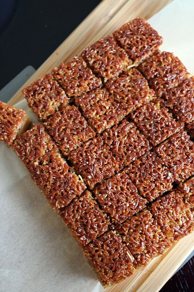 To Food with Love: Danish Dream Cake (Drømmekage)