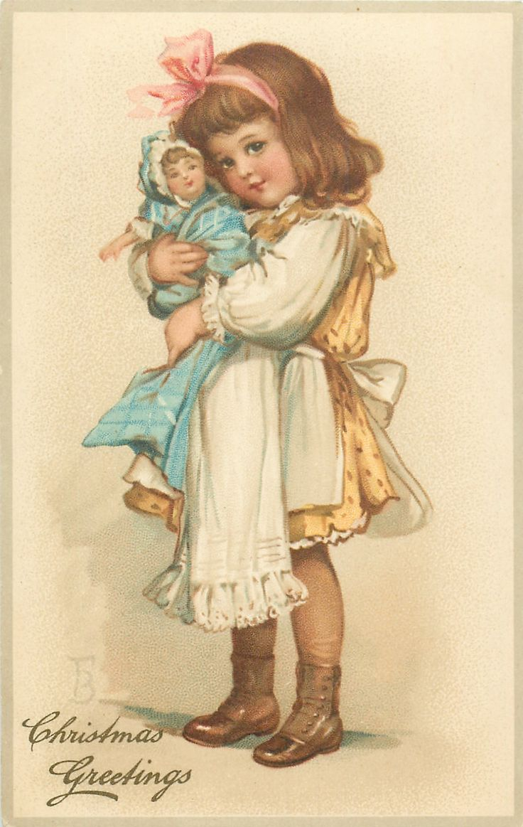 Doll with girl-9717