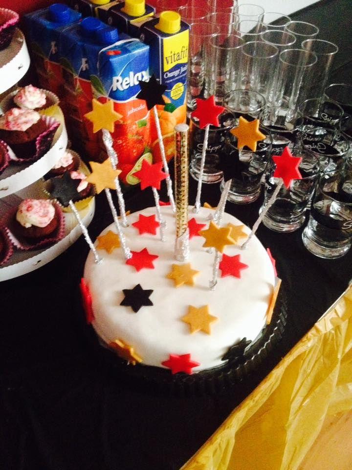 Cake for star