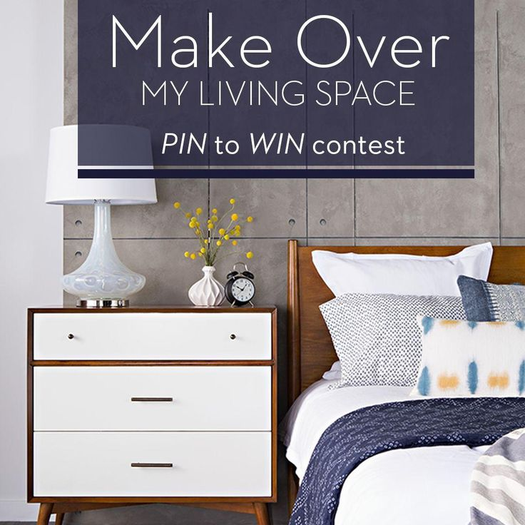 Make Over My Living Space!