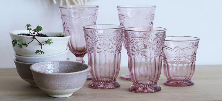 Our rose coloured glasses as seen at V de V.