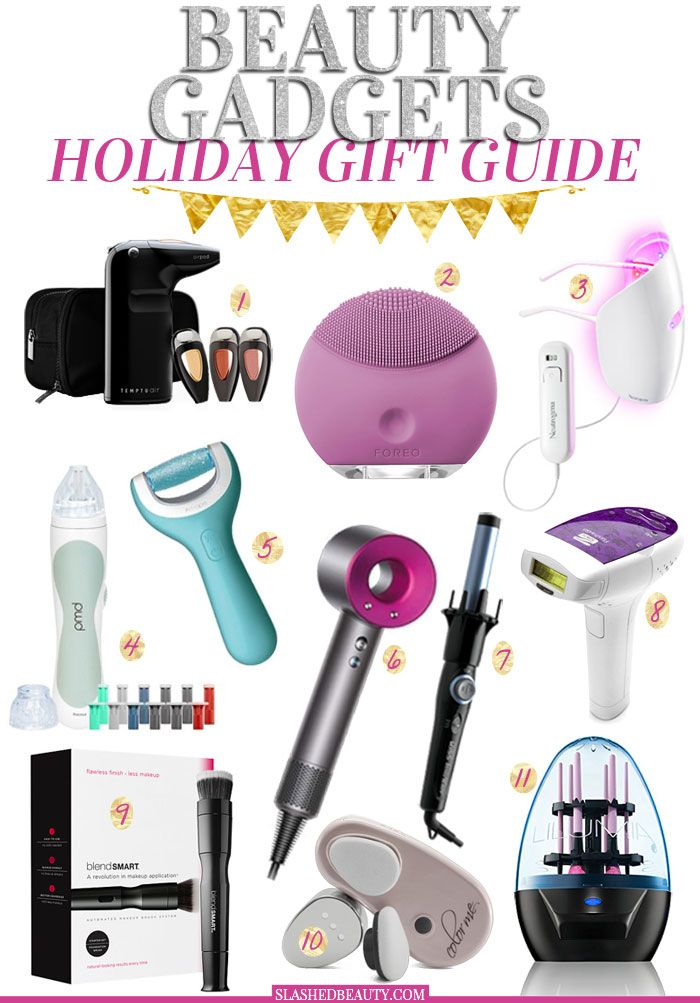 Holiday Gift Guide: Beauty Gadgets to Amp Up Your Routine | Slashed Beauty