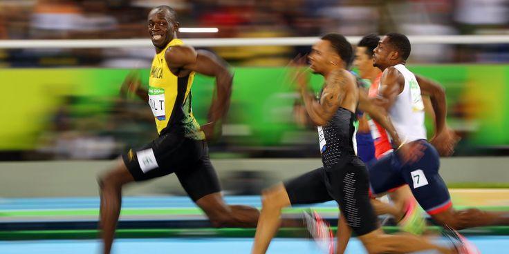Estos 5 atletas pueden tener éxito Usain Bolt como la superestrella de la pista y de campo, de acuerdo a este Olimpo