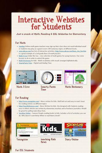 60 Best Study Websites for Students - Thetechhacker