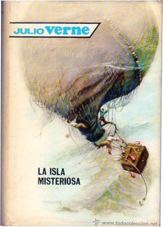 25/04/2015 LA ISLA MISTERIOSA Julio Verne