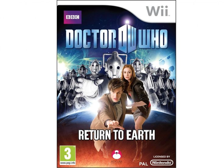 Dr Who games announced for Nintendo Wii and DS | Dr Who games for Nintendo Wii and DS will be produced by Asylum Entertainment and released in time for Christmas, it has been revealed. Buying advice from the leading technology site
