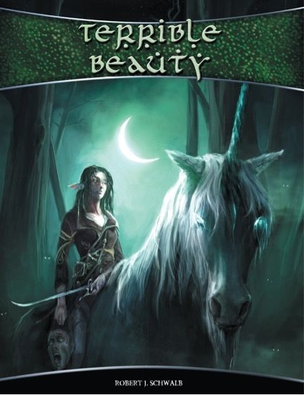 Terrible Beauty - Schwalb Entertainment | DriveThruRPG.com