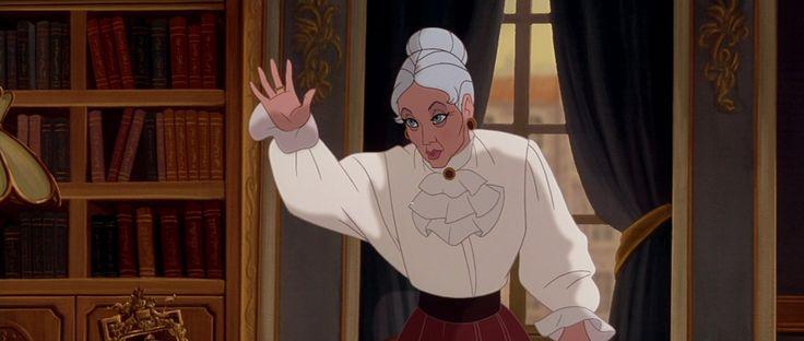 *GRAND DUCHESS: MARIE FEODOROVANA (grandmother) ~ Anastasia (1997)