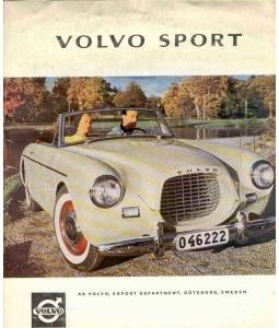 Volvo P1900 - WHOA, that front grille!