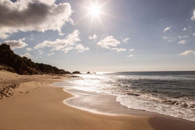 Spiaggia Baia di Chia - Sardegna