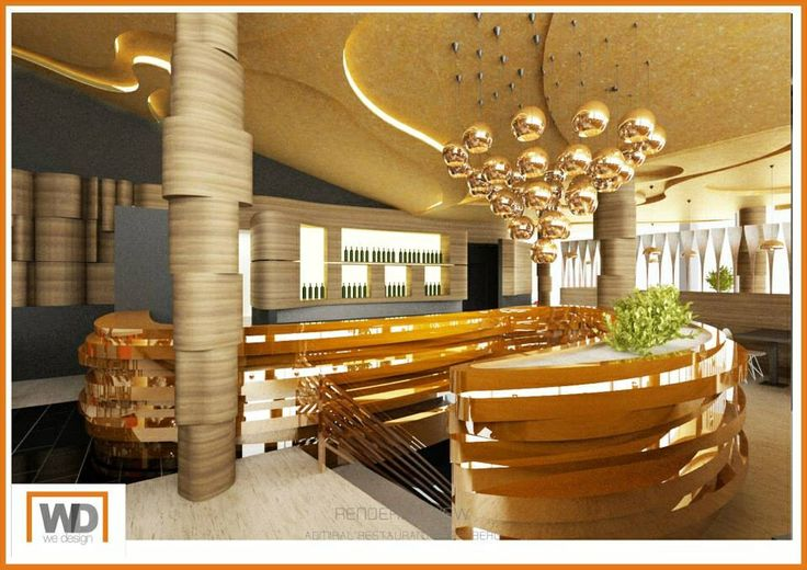 Restaurant modern