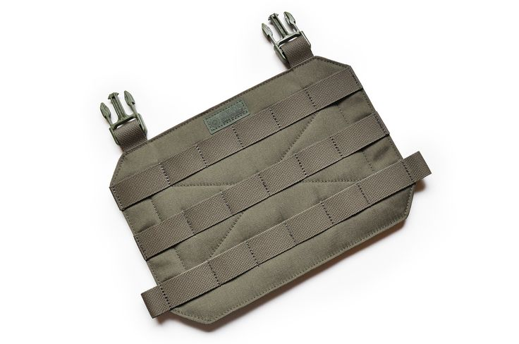 PALS Panel in Ranger Green Tactical Military Tactical