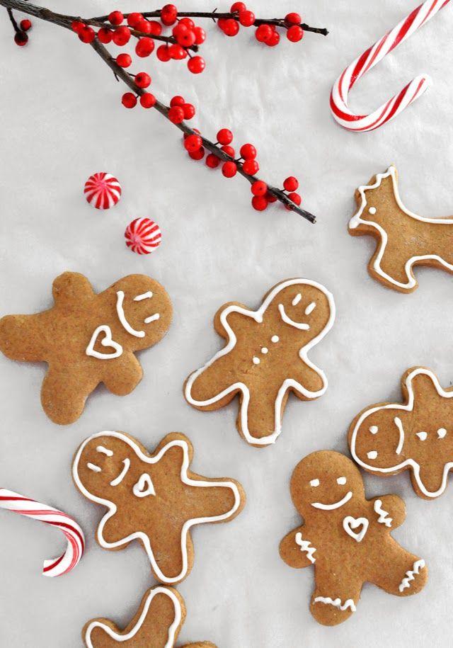 Gingerbread Man Cookies   Mogwai Soup
