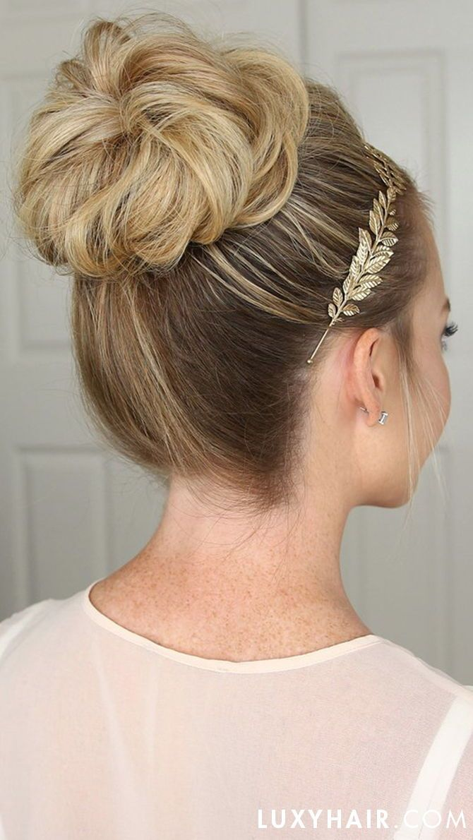 3 stunning updos that you can do yourself | wedding hair