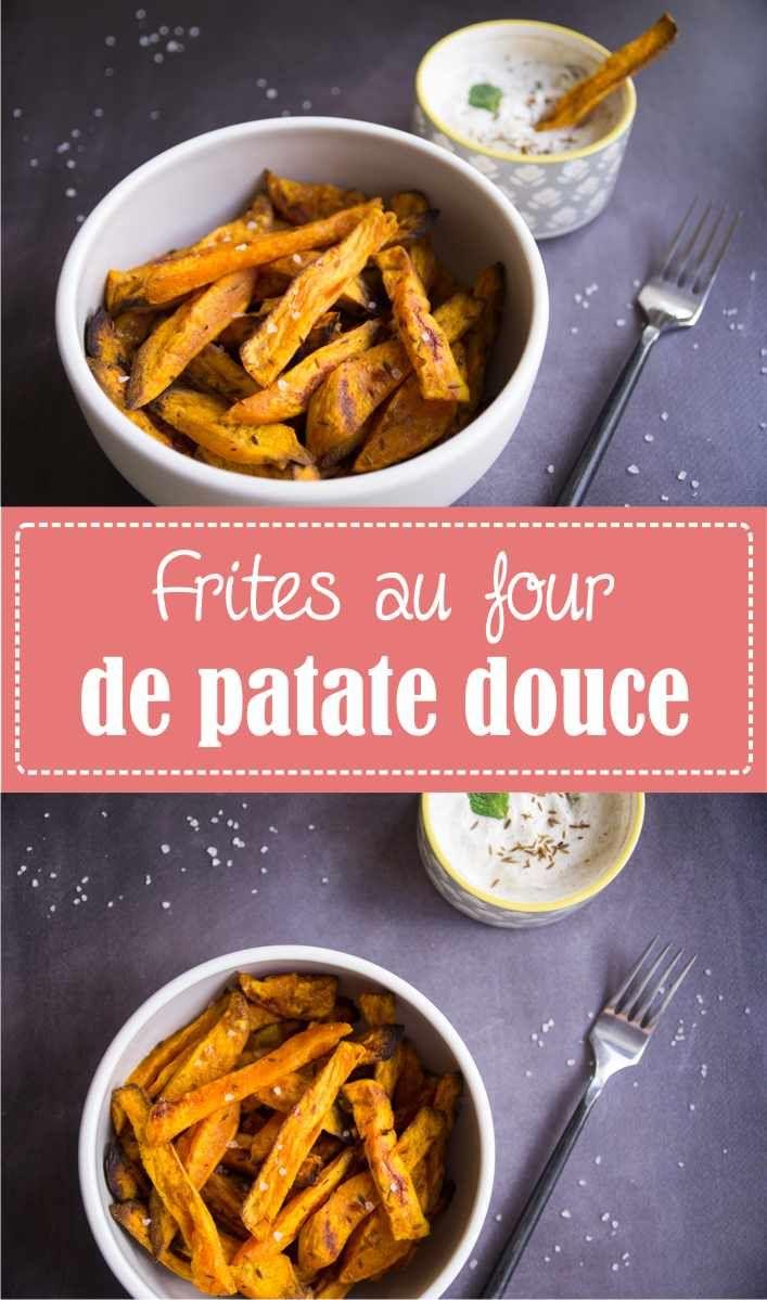 1000 id es sur le th me beignets de patates douces sur pinterest beignets pommes de terre et - Frite de patate douce au four ...