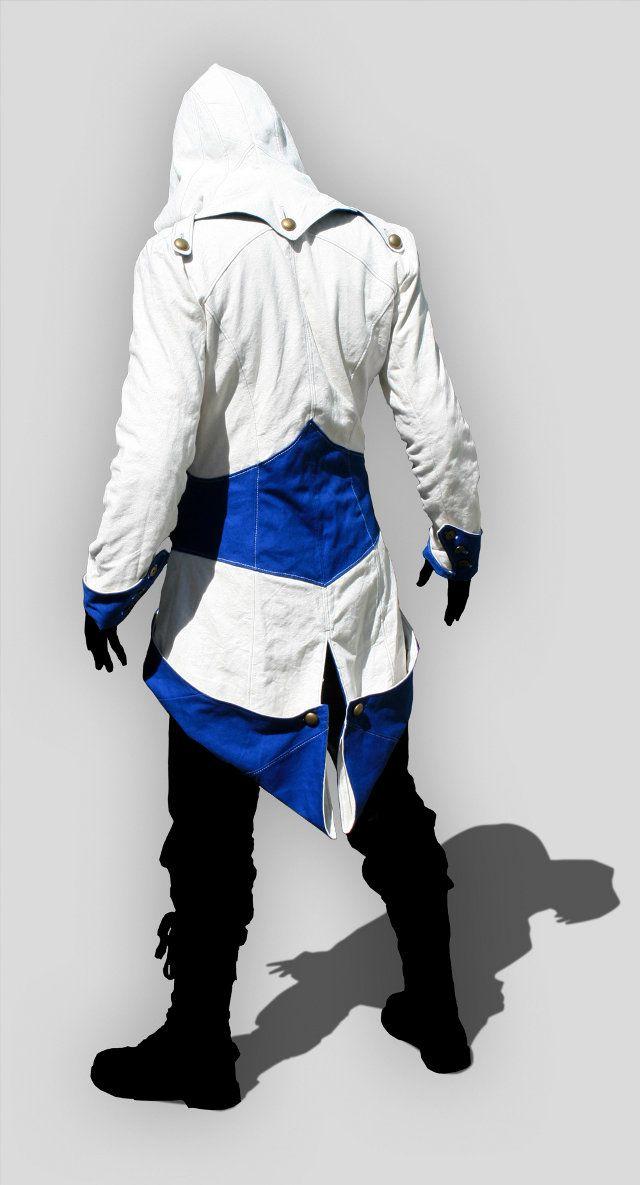 Assassins Creed Kenway Jacket by Volante Design http://blog.volantedesign.us/