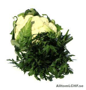 Blomkålsmos - istället för potatismos när du äter LCHF