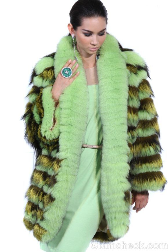 Helen Yarmak Faux Fur Coats | Fashion - Coats | Pinterest
