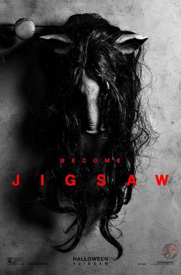 Jigsaw | Jogos Mortais 8 ganha novo pôster | Notícia | Omelete
