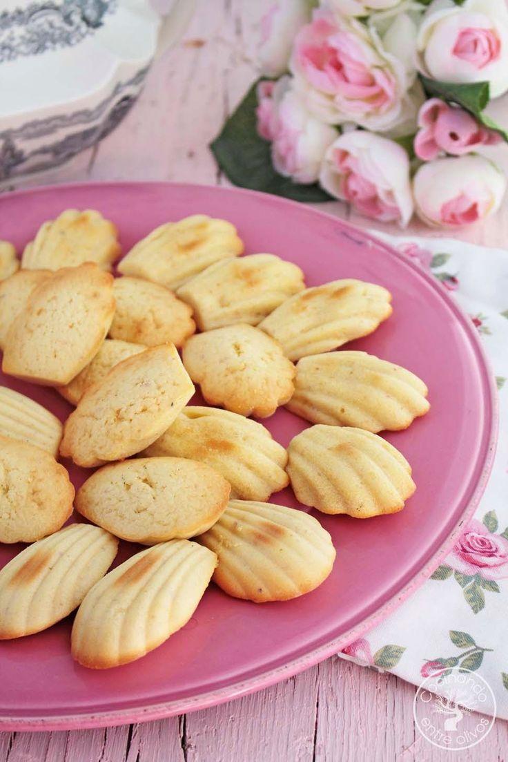 Cocinando entre olivos mgdalenas francesas de avellana y for Cocinando entre olivos