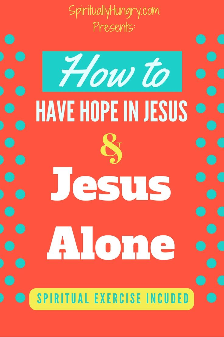 How Hope Leads to Joy