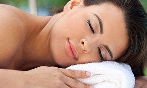 Groupon - Spa Packages for One or Two at Plaza West Massage & Day Spa (53% Off). Three Options Available. in West Plaza. Groupon deal price: $85