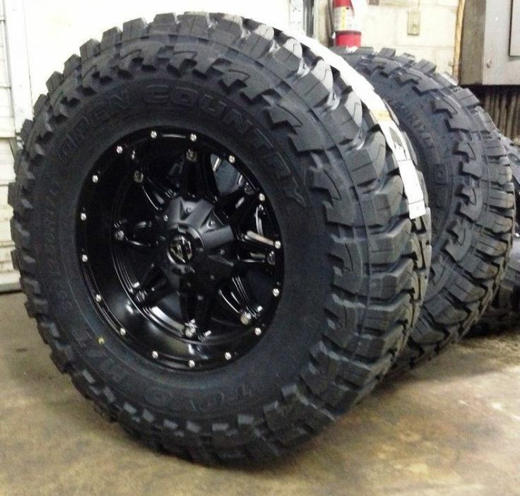 17 Wheels And Tires Packages