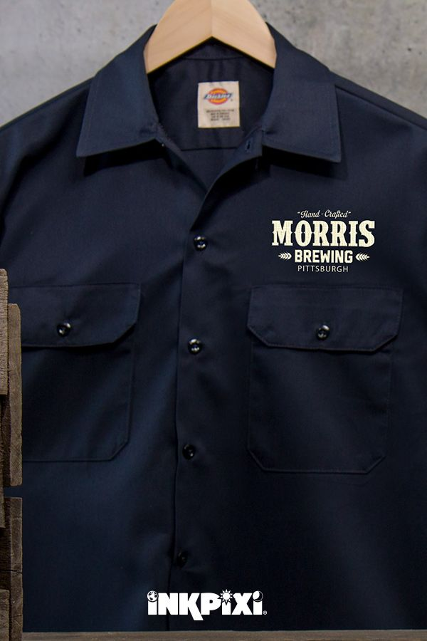 custom shirts custom embroidered work shirts