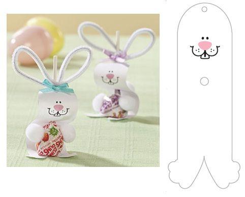 25 best ideas about Lollipop craft