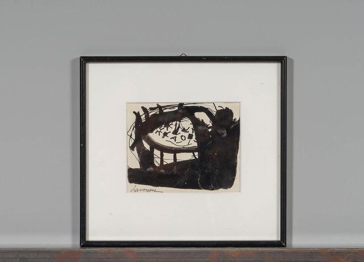 Ahti Lavonen, 11x14 cm - Huutokauppa Helander