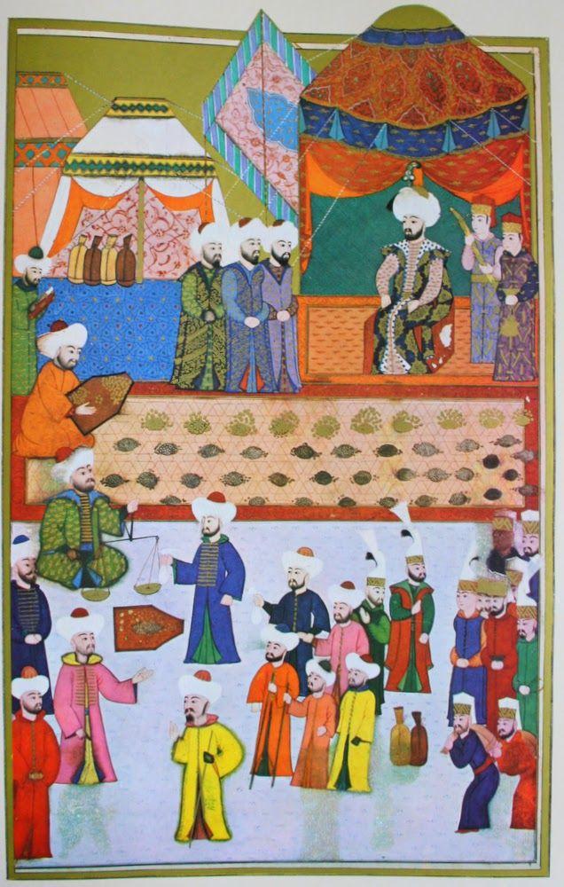 OĞUZ TOPOĞLU : çelebi sultan mehmed bahşiş töreni, hünername nakk...
