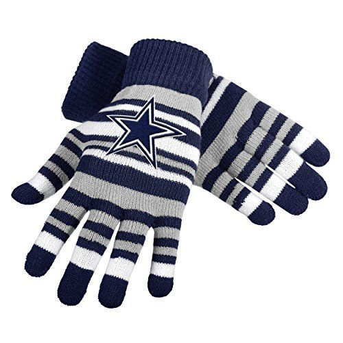 NFL Dallas Cowboys Stretch Gloves