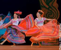 Ballet Folklorico de Mexico!