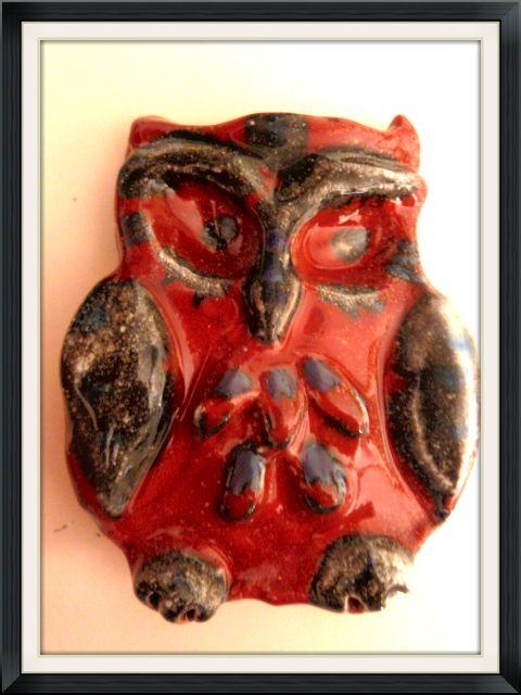Gufi e civette a volontà nella sezione Owls del mio shop Etsy http://www.etsy.com/it/shop/LabLiu