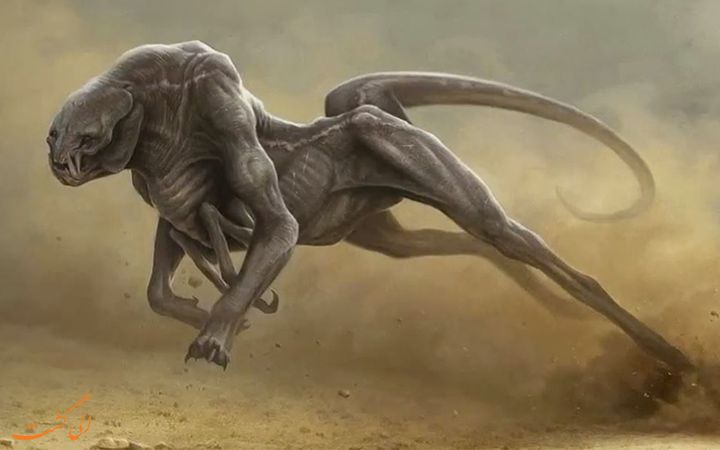 Pin By Alireza Jamali On علی Scary Art Alien Species
