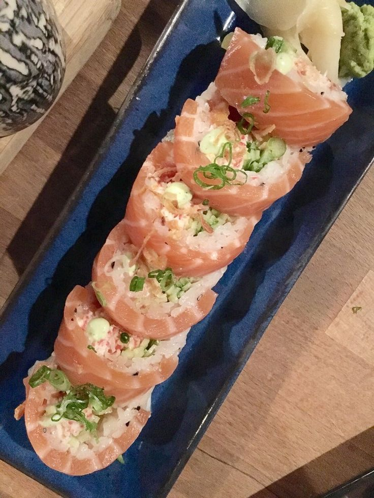 Takoba - San Francisco. John Colins (tequila cured salmon on the outside)