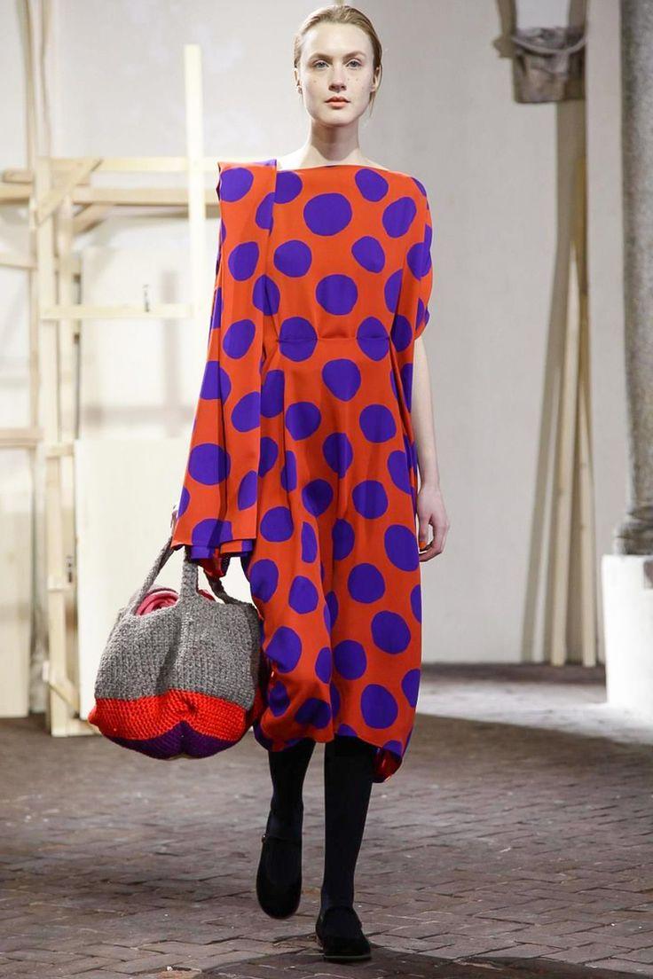 Crochet bag - Daniela Gregis Ready To Wear Fall Winter 2014