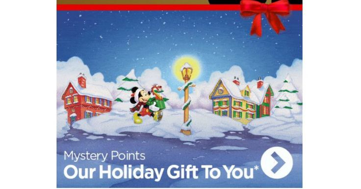 "Mystery Bonus Disney Movie Rewards Points! -      Mystery Bonus Disney Movie Reward! If you are a Disney Movie Rewards Member, Check Your Email for an Email Titled,""Mystery Points Inside – Holiday Shopping Time!"" I Received 5 Points. Open the Email and Scroll to the Bottom and Click Where Will See Where it Says,... - http://www.mwfreebies.com/2017/11/25/mystery-bonus-disney-movie-rewards-points-4/"