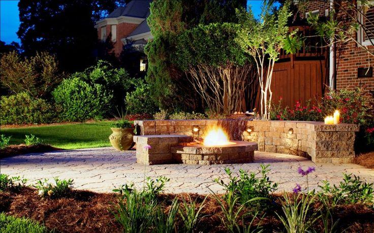 hardscape ideas also with a hardscape lighting also with a flagstone walkway also with a landscaping costs also with a rock landscaping also with a garden design plans