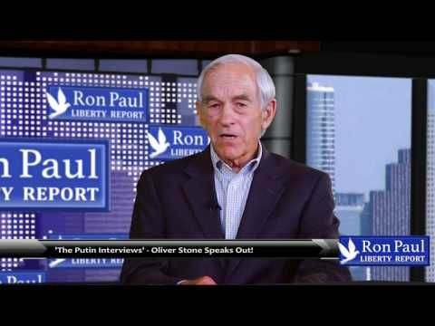 """Oliver Stone Tells Ron Paul: Edward Snowden Is The """"Most American Of Patriots""""   Zero Hedge"""