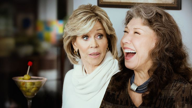 Watch Grace and Frankie Online | Netflix