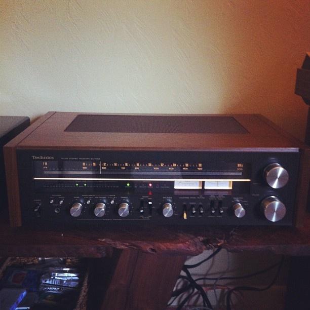 Technics SA700A.  #vintage audio #technics #hifi