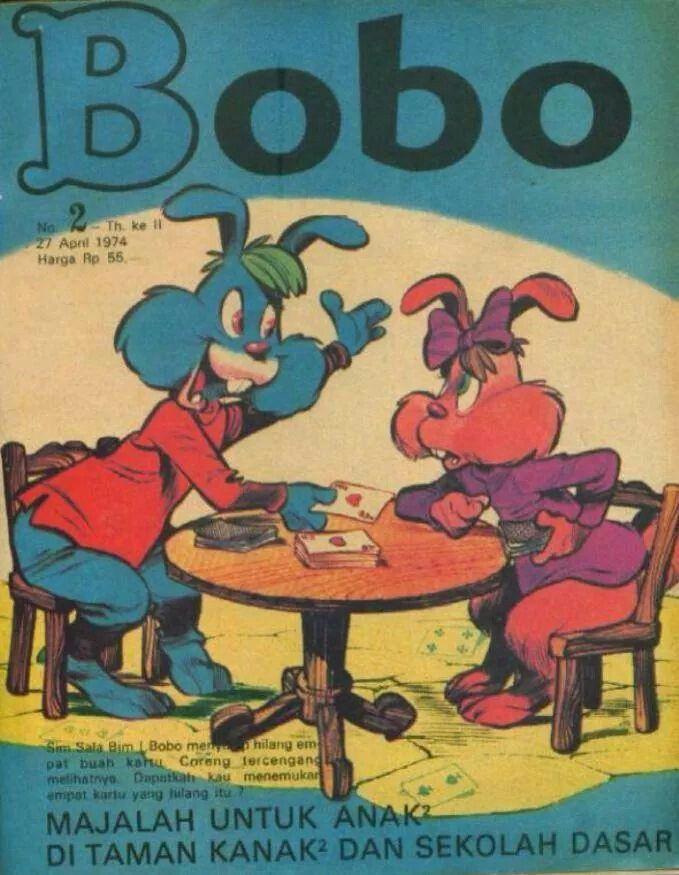 Bobo, Edisi 2 _ 1974