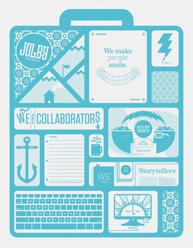 self-promo by Jolby & Friends: Art Color Visu, Anchors, Unsort Inspiration, Friends Studios, Design Awards, Rocks, Jolbi Friends, Color Prints