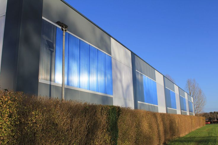 Commercial Kingspan Insulated Panels Day Lite