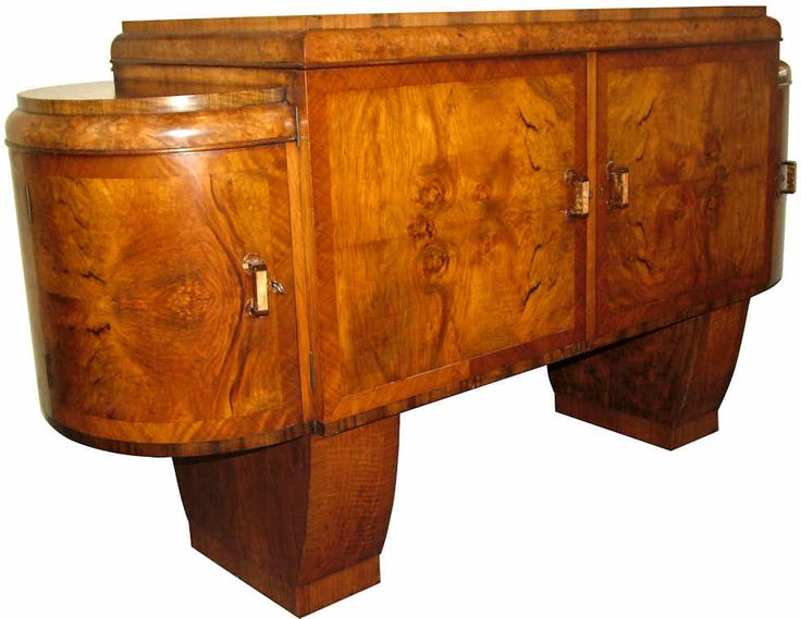 Art deco sideboard art deco art nouveau pinterest for Furniture 0 interest financing