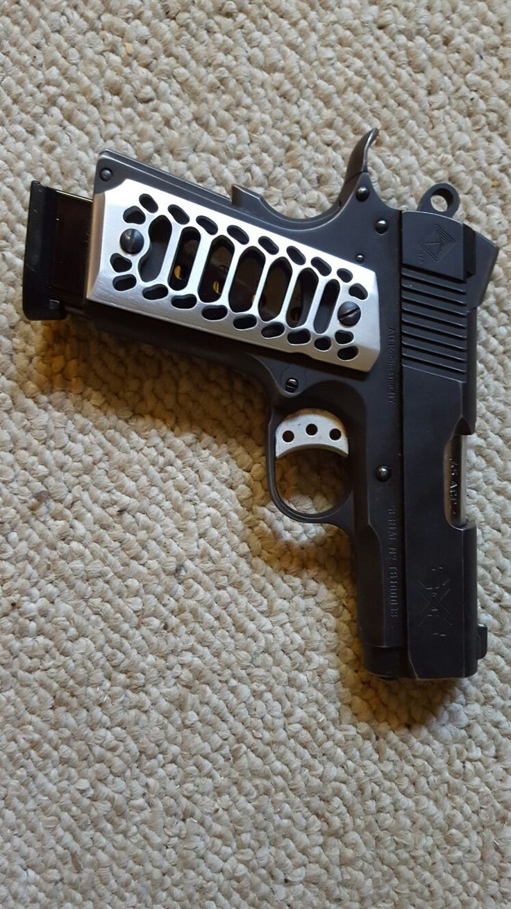 My ATI 1911 45acp