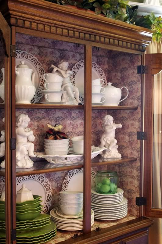 10 best China Cabinets images on Pinterest | China cabinets, Dish ...