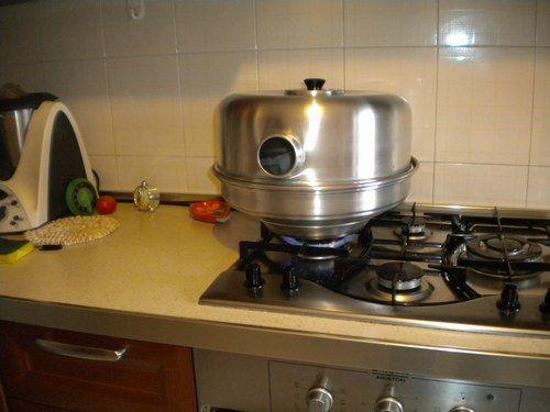 Cucinare con il fornetto estense - Cucinare con il fornetto estense