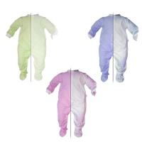 Pijama que indica si el bebé tiene fiebre http://www.lafarmaciadelbebe.eu